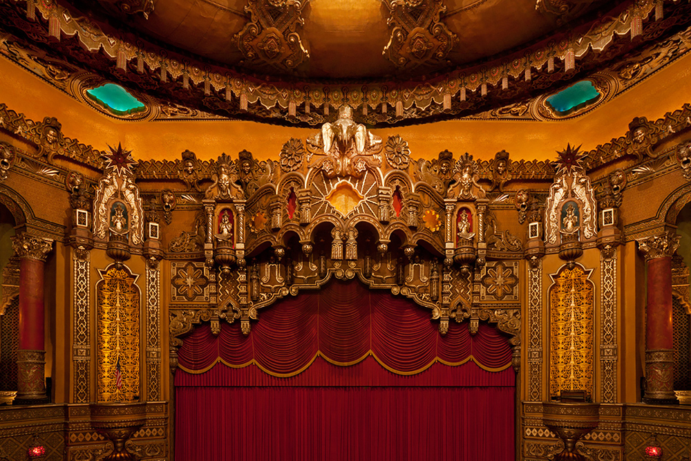 Fox Theater / C. Howard Crane / 1929