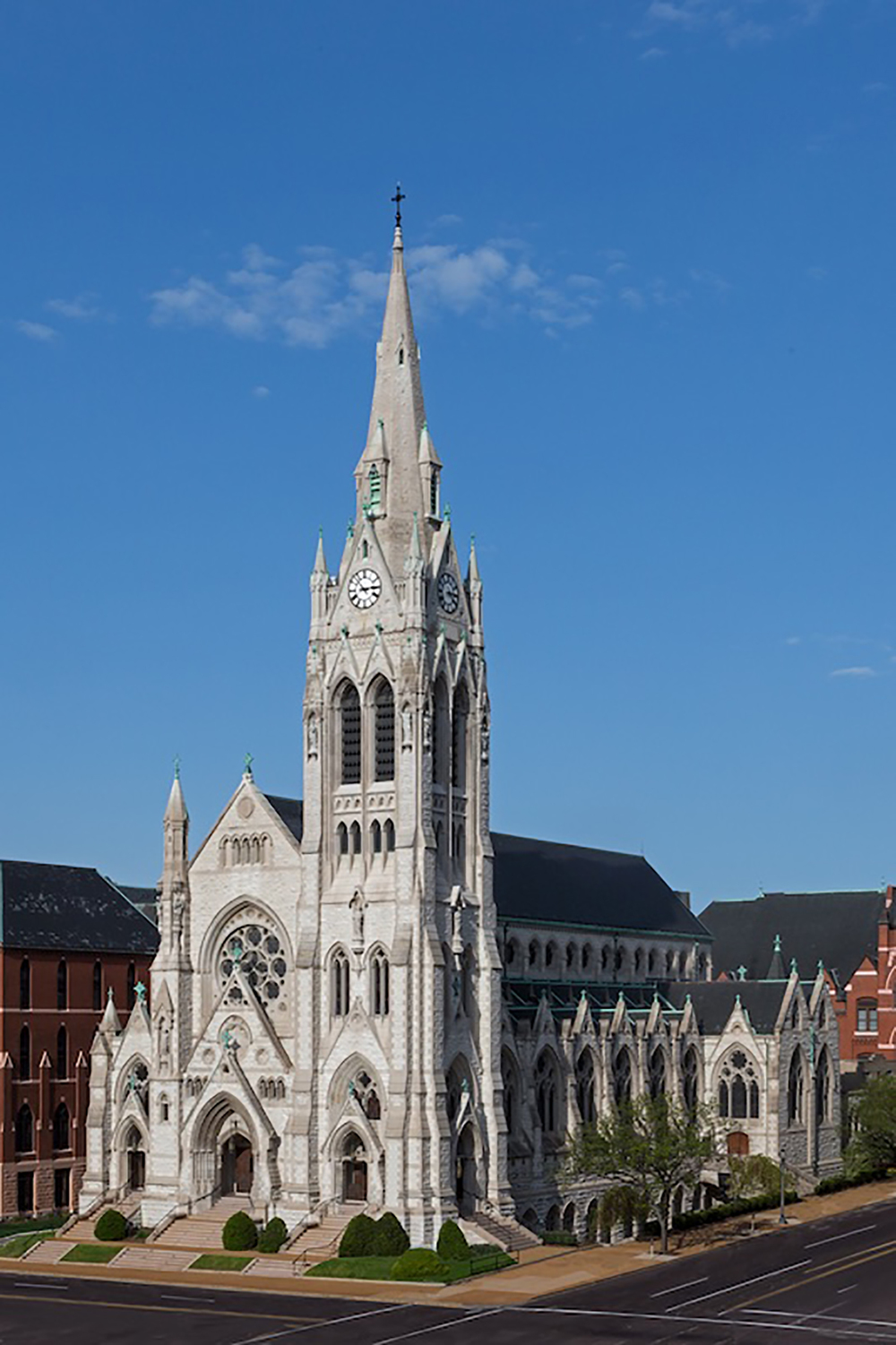 St. Francis Xavier Church / Thomas Waryng Walsh / 1898