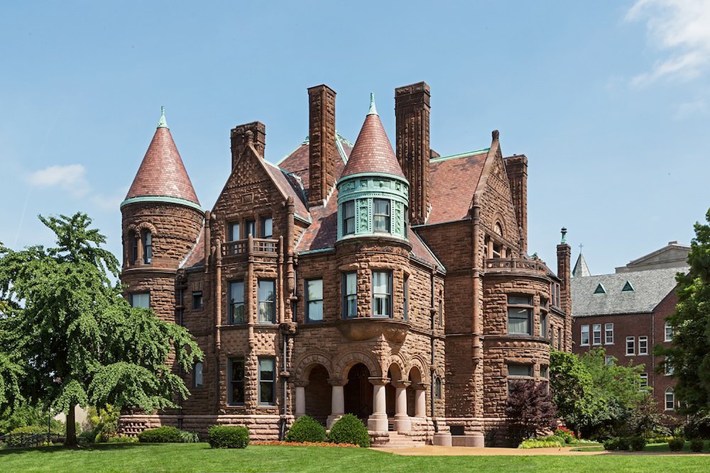 Cupples House / Thomas Annan / 1890
