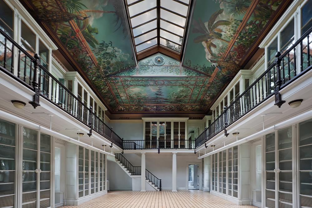 Missouri Botanical Garden Museum and Library / George Barnett / St. Louis MO