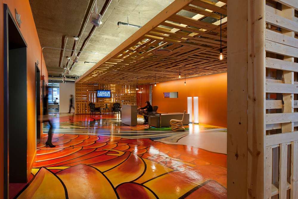 Laughlin Constable Offices / Gary Lee Partners / Chicago IL