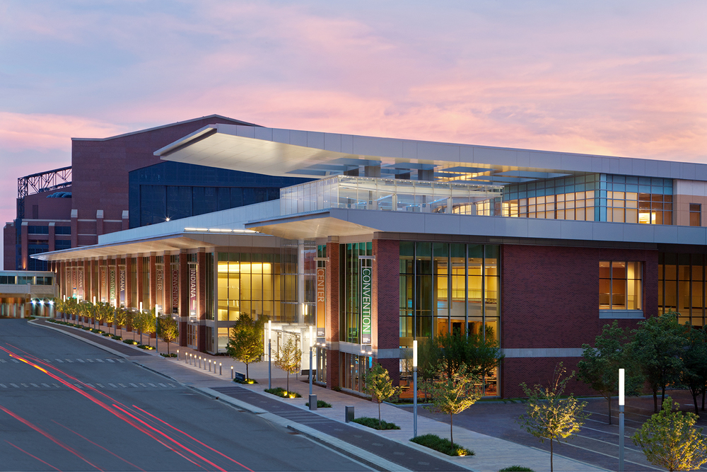 Indiana Convention Center / Ratio Architects / Indianapolis IN