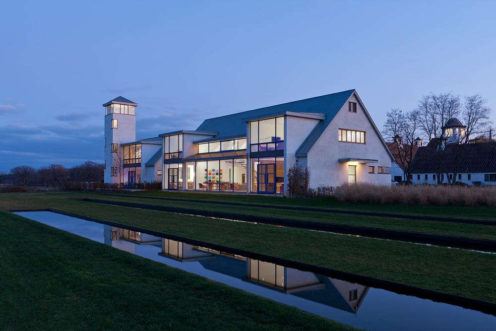 Crab Tree Farm Guest House / Vinci Hamp / Lake Bluff IL