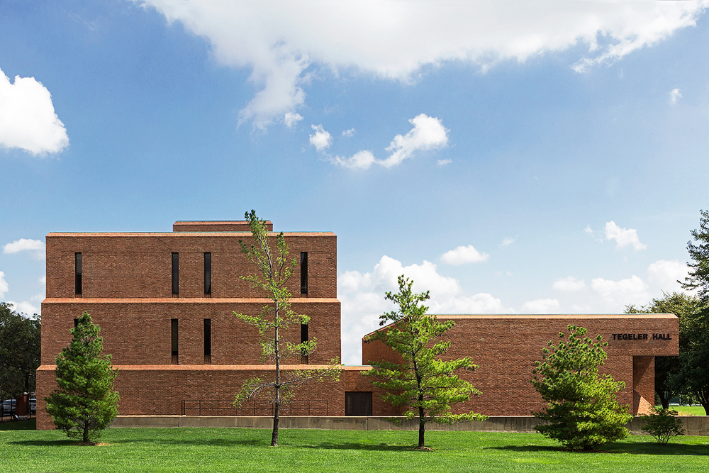 Tegeler Hall / St. Louis University /  Smith & Entzeroth / St. Louis MO