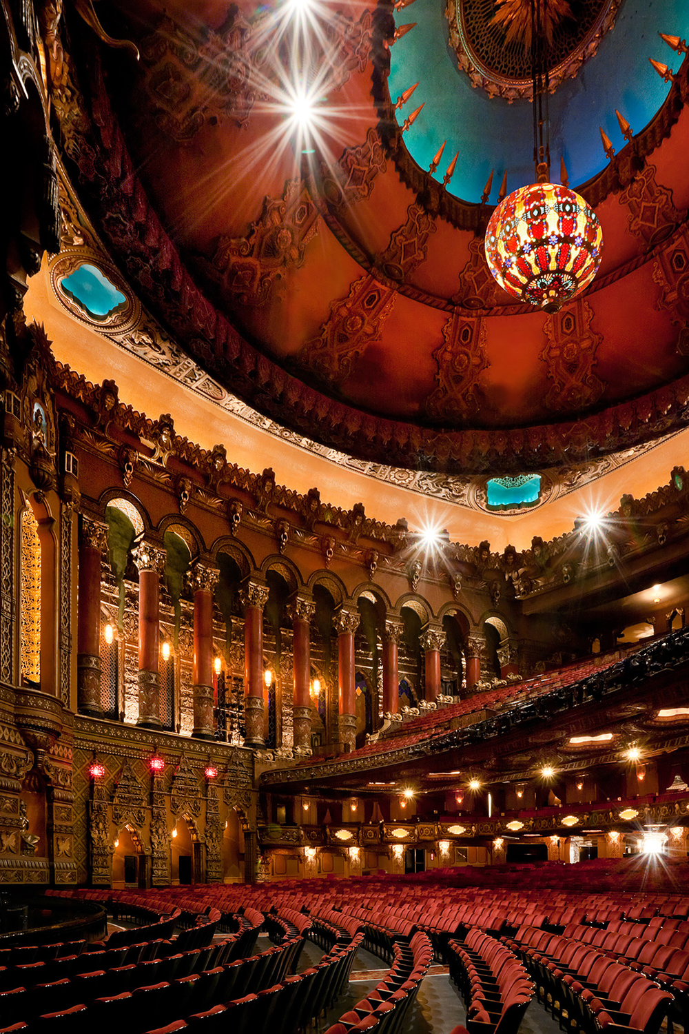 Fox Theater / C. Howard Crane / St. Louis MO