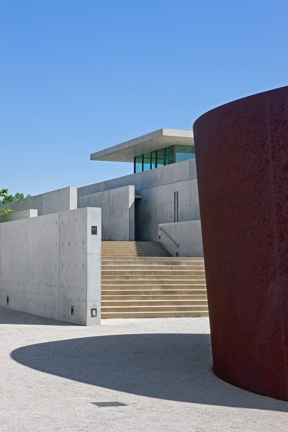 Pulitzer Foundation for the Arts / Tadao Ando / St. Louis MO