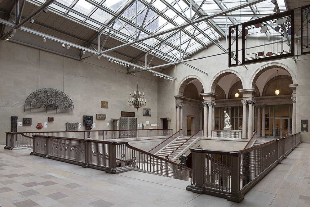 Art Institute of Chicago / Early Chicago Architectural Fragments / John Vinci