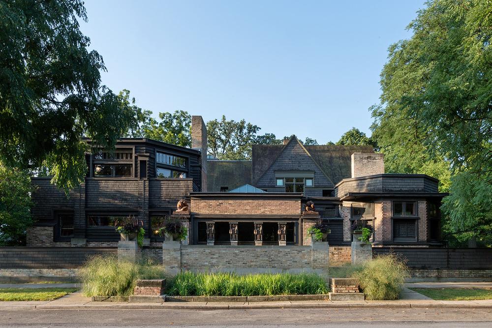Studio / Frank Lloyd Wright / Restoration by John Vinci / Oak Park IL