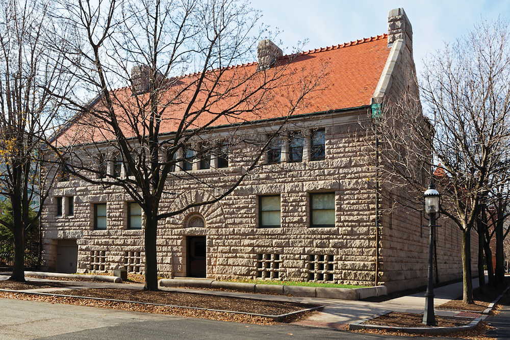 Glessner House / Henry Hobson Richardson / Chicago IL