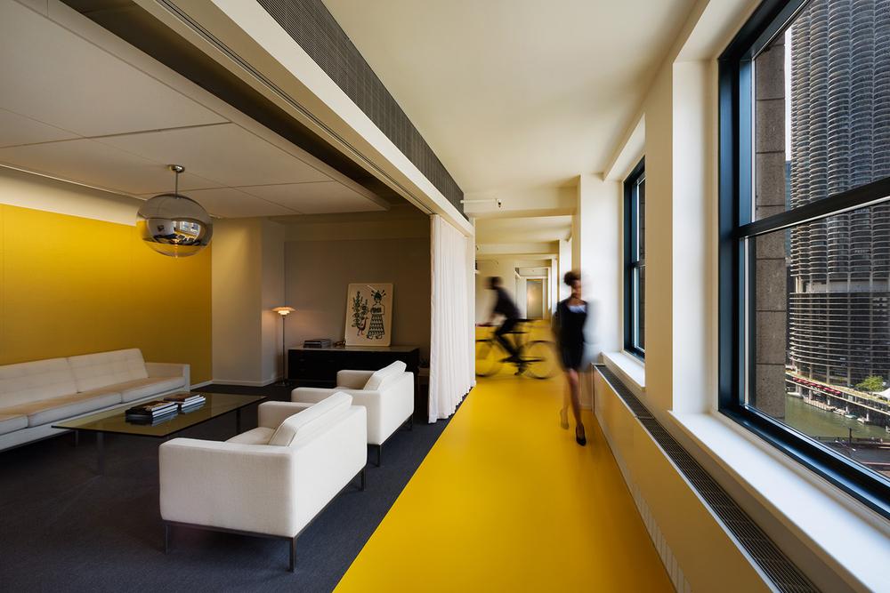 Clayco Headquarters / Forum Studio / Chicago IL