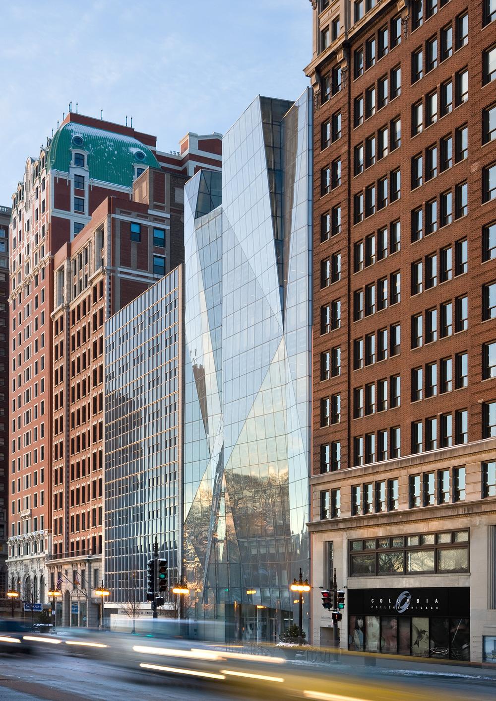 Spertus Institute / Krueck & Sexton / Chicago IL