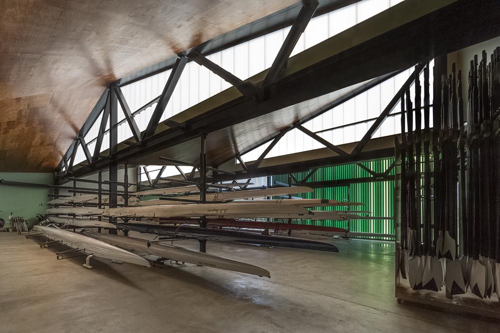 Eleanor Boathouse / Chicago / Studio Gang Architects
