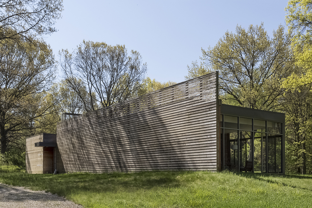 Coffou House / Brininstool + Lynch Archtitects / New York Times
