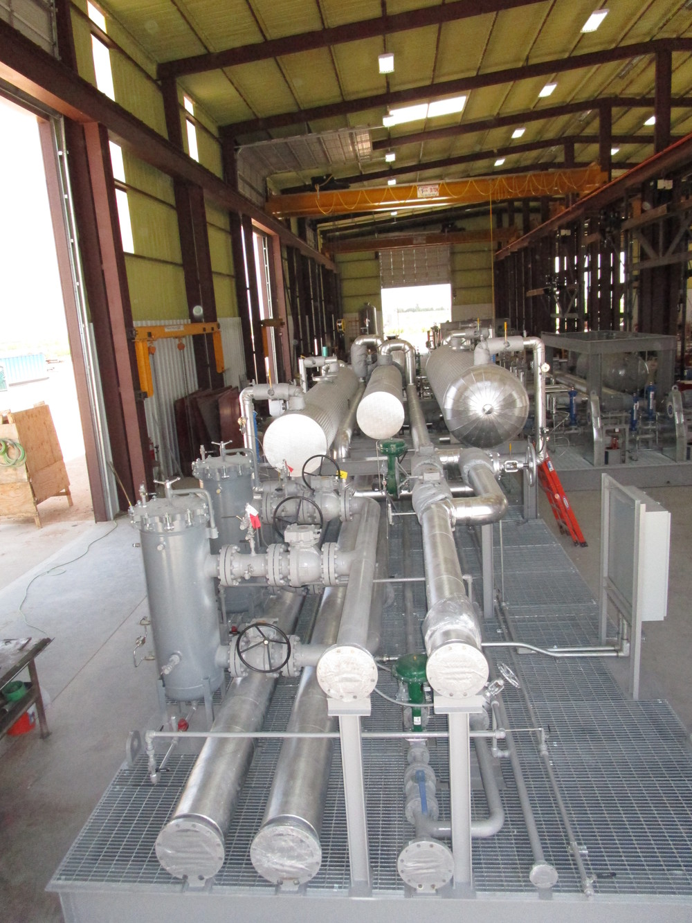 Stabilizer Skid