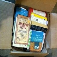 0046: Box of Misc Books