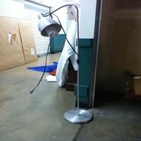 0072: Small Metal Lamp