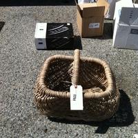 0294: Wicker Basket