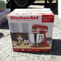 0306: KitchenAid Mixer in Box