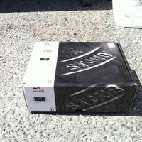 0311: 'Staub' Cast Iron Frying Pan in Box