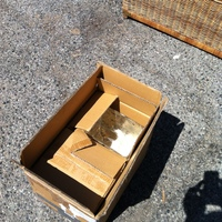 0317: Box of Assorted Glassware
