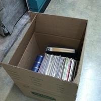 0332: Medium Box of Records