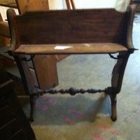 0057: Small Wood Shelf