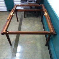 0061: Frame for Wood Table