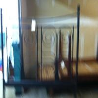 0075: Metal Bed Frame Part #2