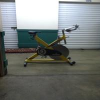 0078: Stairmaster Exercise Bike