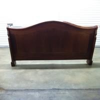 0096: Large Wood Bedboard