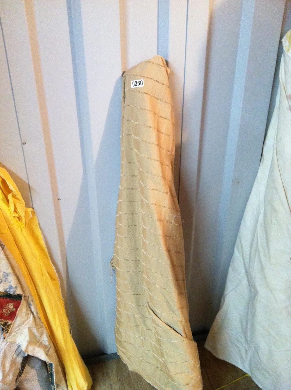 0360: Fabric- Tan