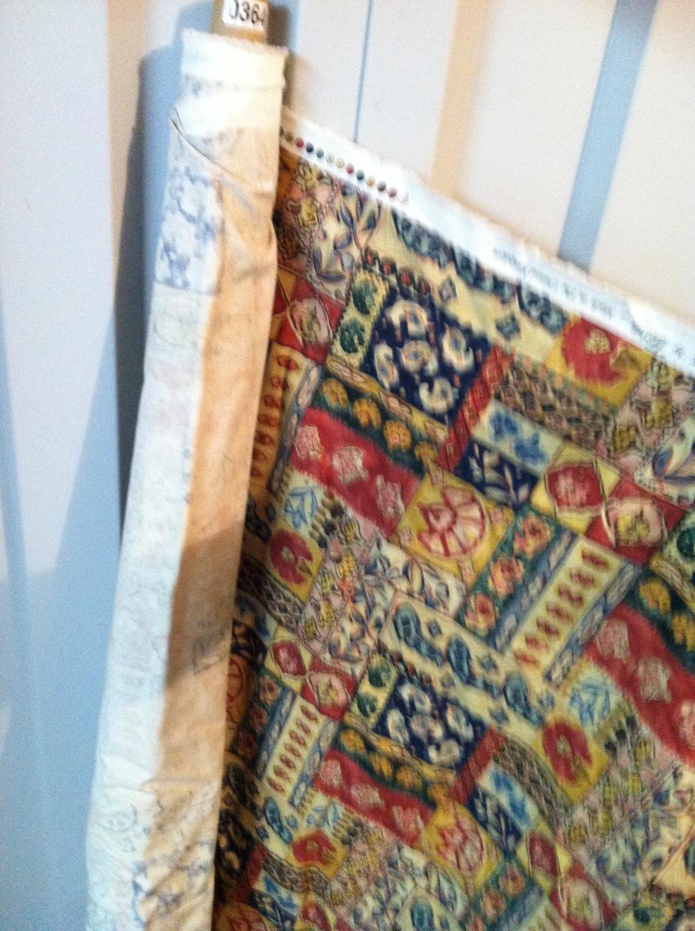 0364: Fabric- Patchwork Design