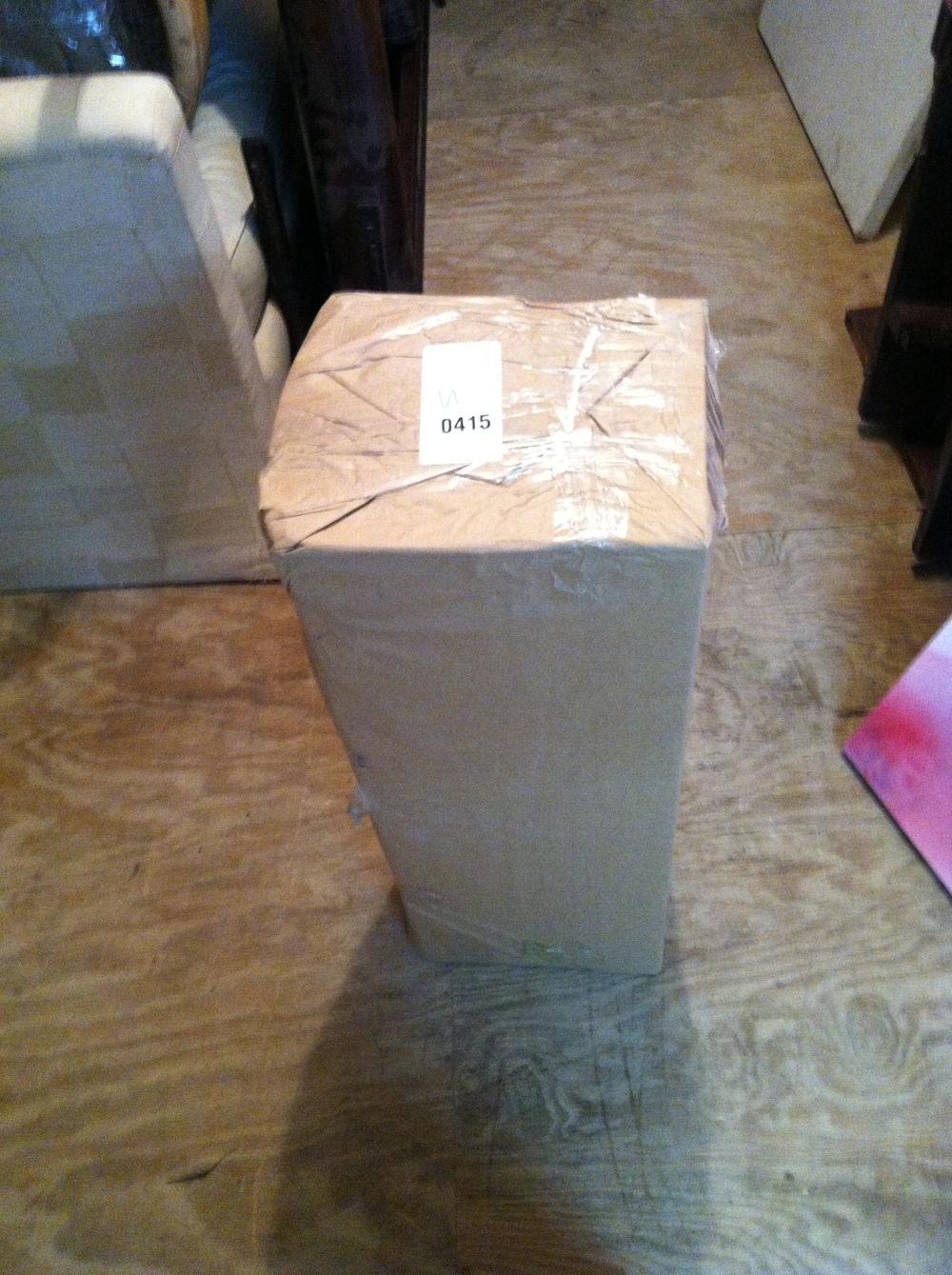 0415: Isham Speaker in Packaging