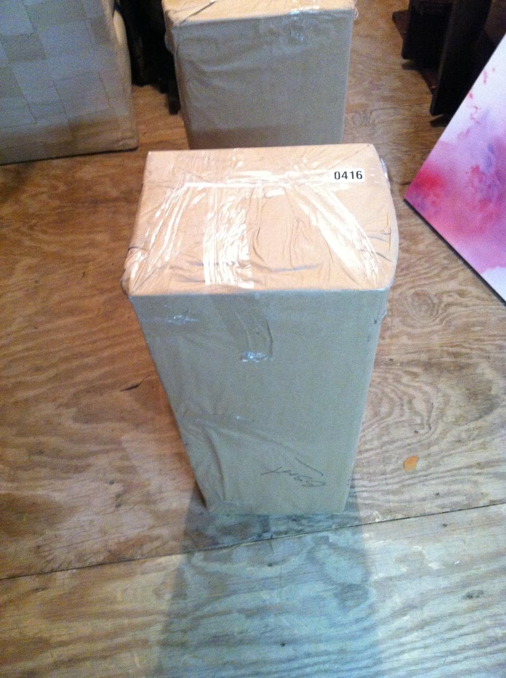 0416: Isham Speaker in Packaging