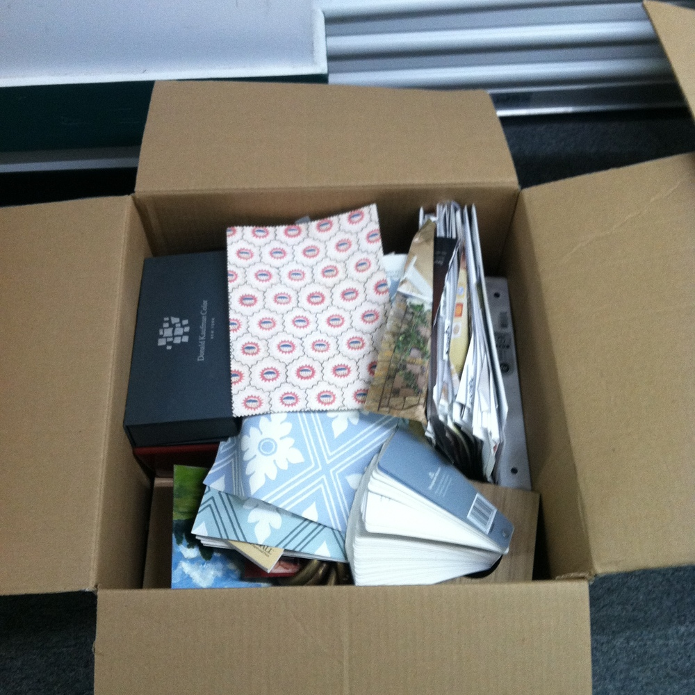 0428: Box- Decorating Stuff