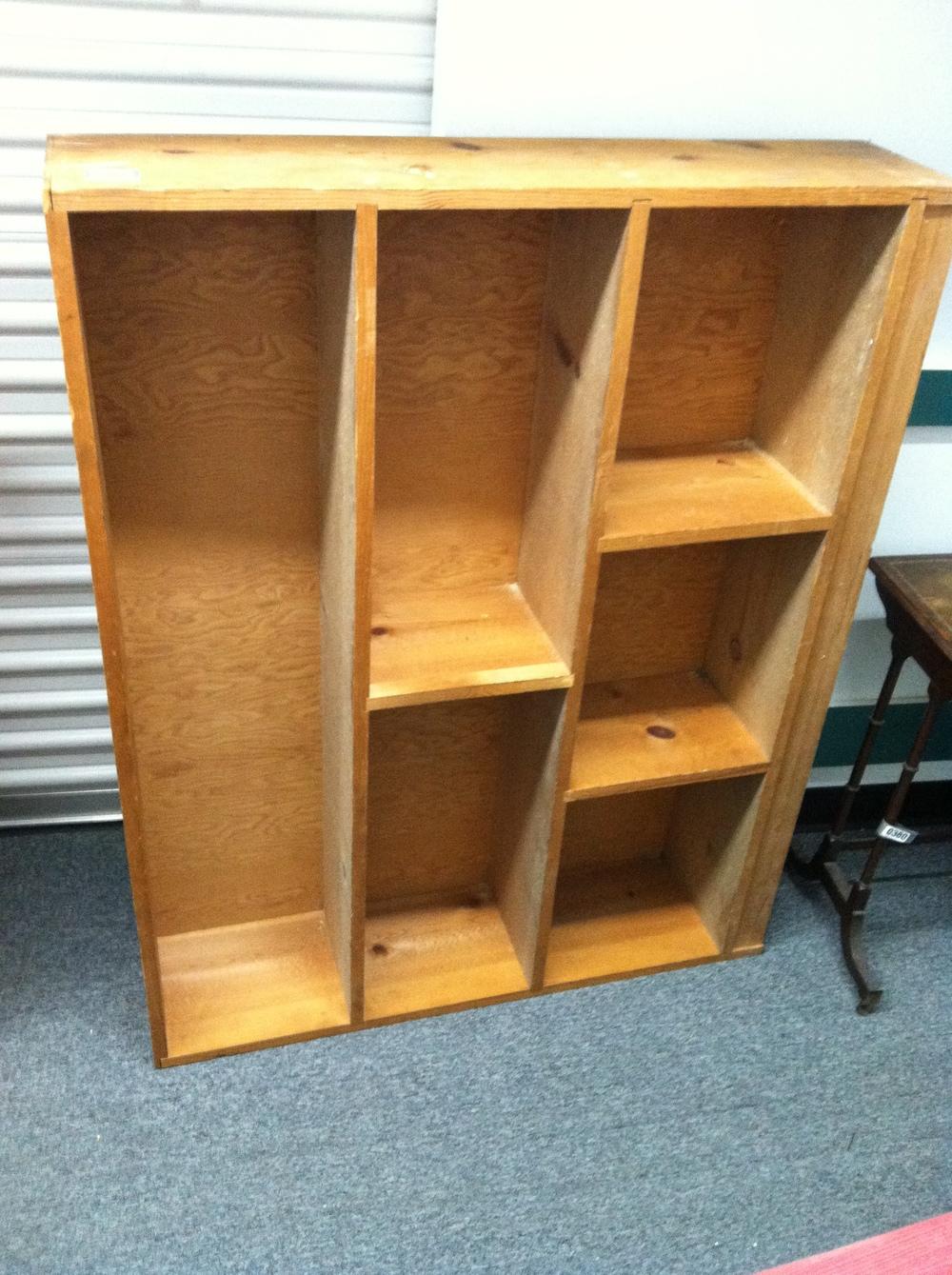0374: Wood Shelf