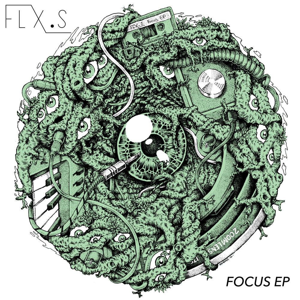 FLX.S EP cover