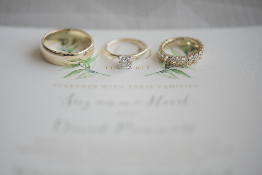 wedding photo rings