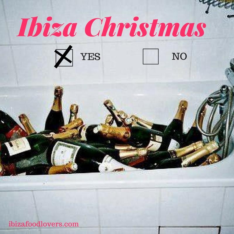 ibiza in christmas
