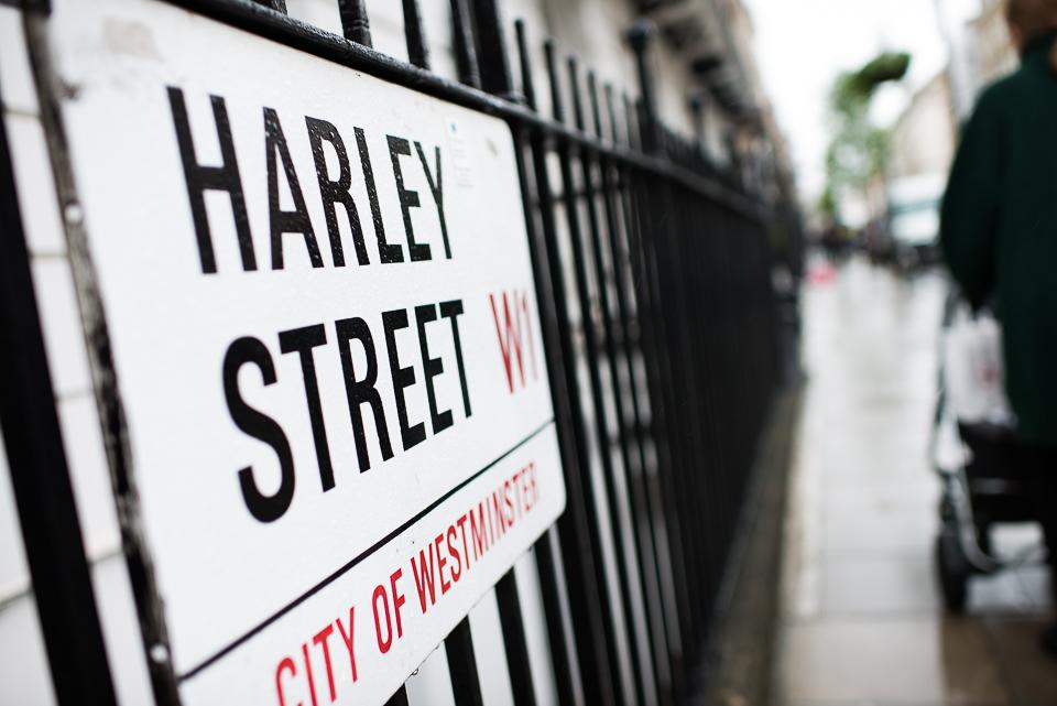 dr martin saweirs gp location harley street
