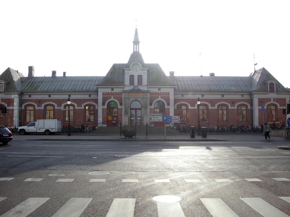 Centralstationen i Karlstad 2007