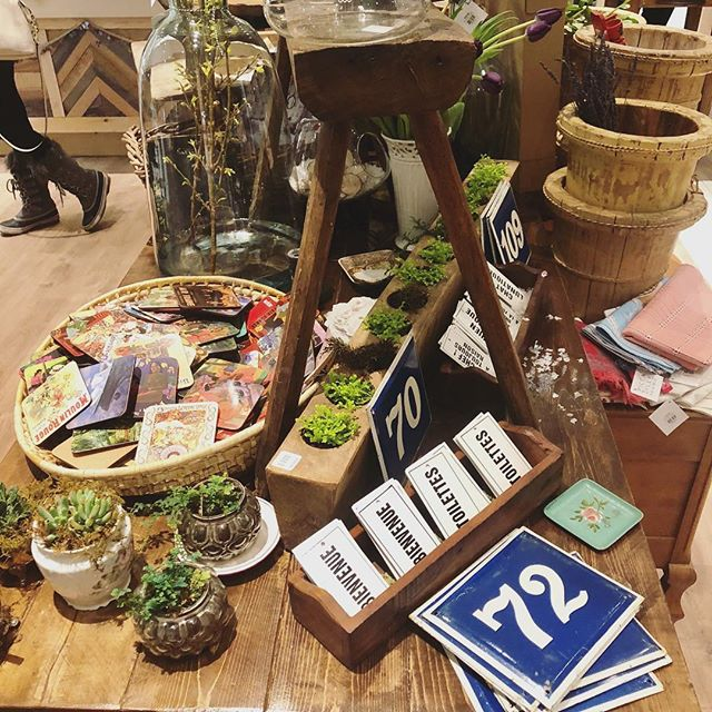 You never know what you'll find at our #piccadillyparisflea -today and tomorrow remaining!! #ridgedale @ridgedalecenter #parisflea #brocante #mn #winterevent