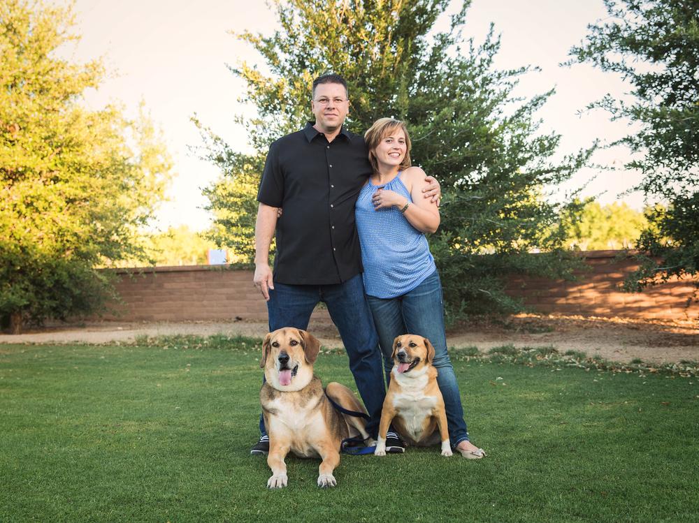 Jeannie L Family Photos
