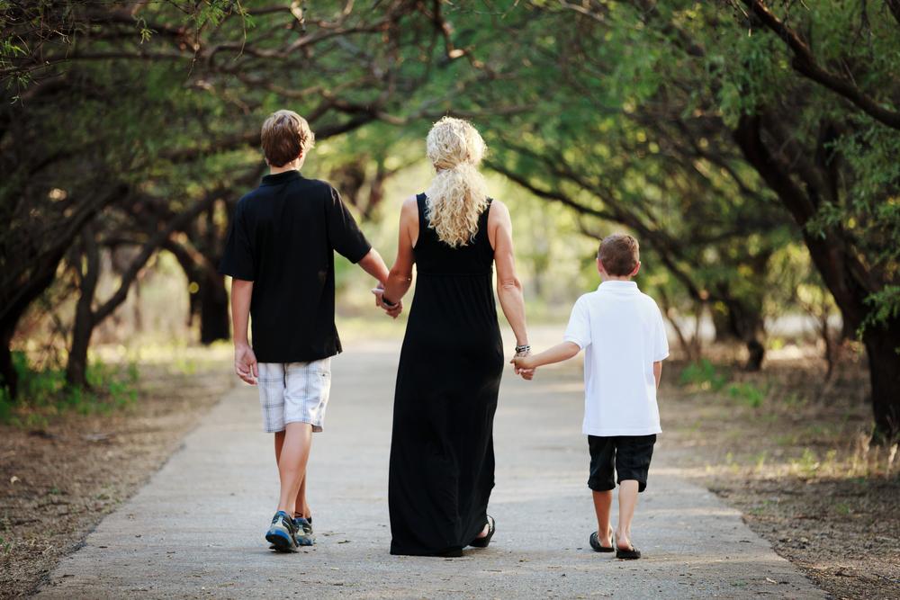 CHRISTINE W FAMILY PHOTOS