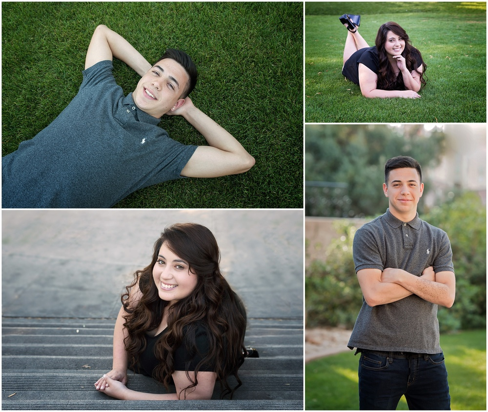 Tucson High School Seniors
