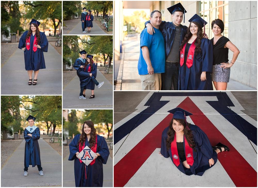 University of Arizona College Senior Portraits