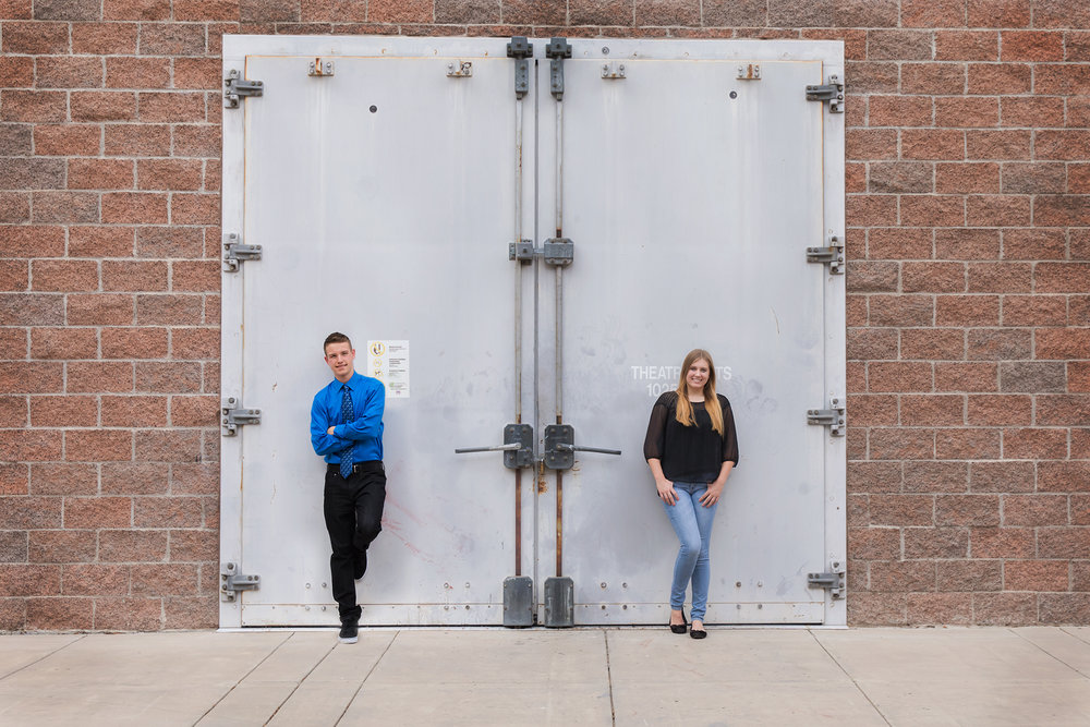 Sean and Hannah's Senior Pictures -