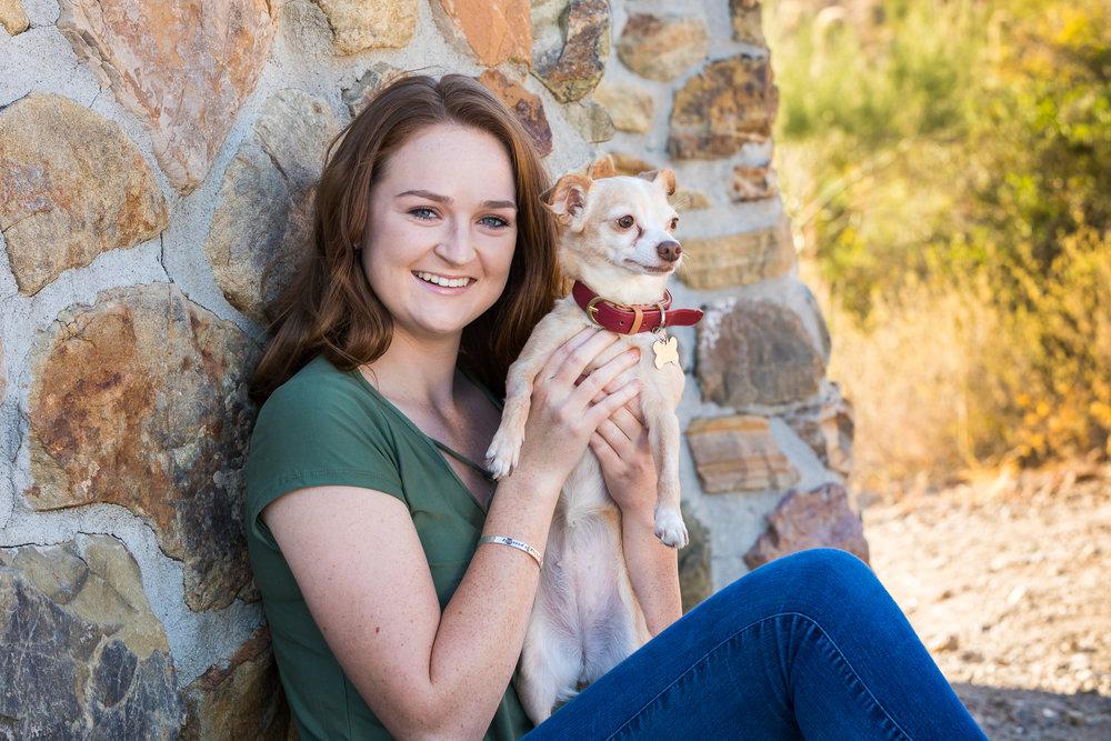 Hannah - Senior Pictures