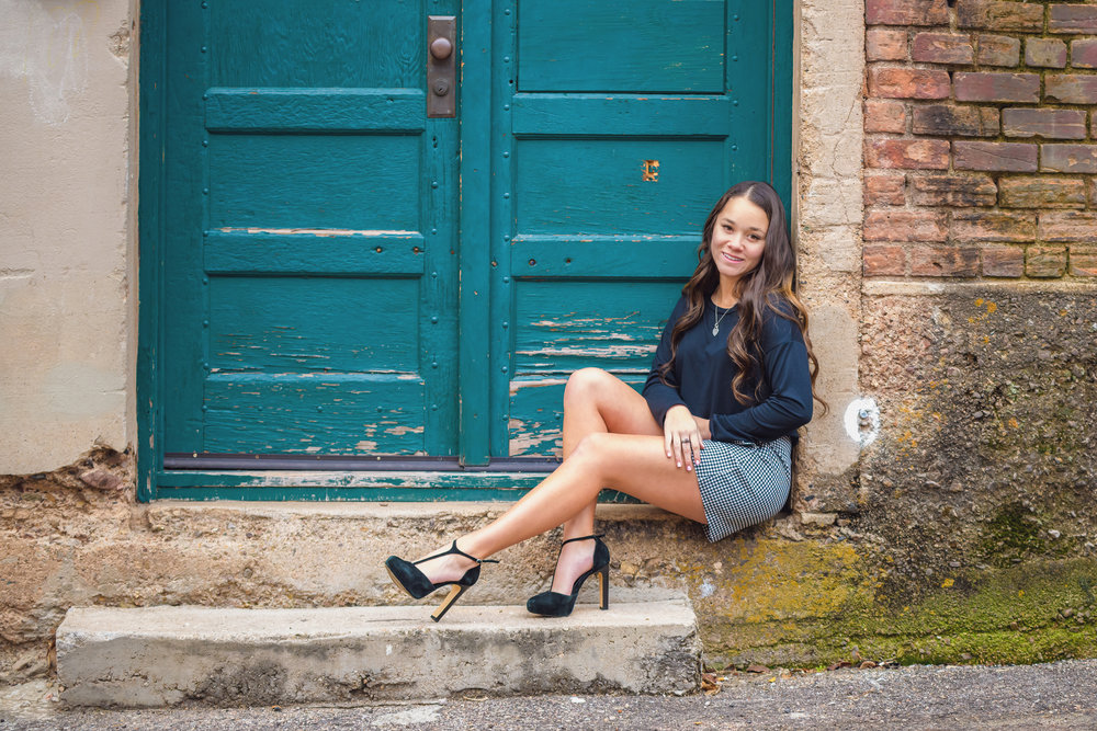 Alexis' Senior Session