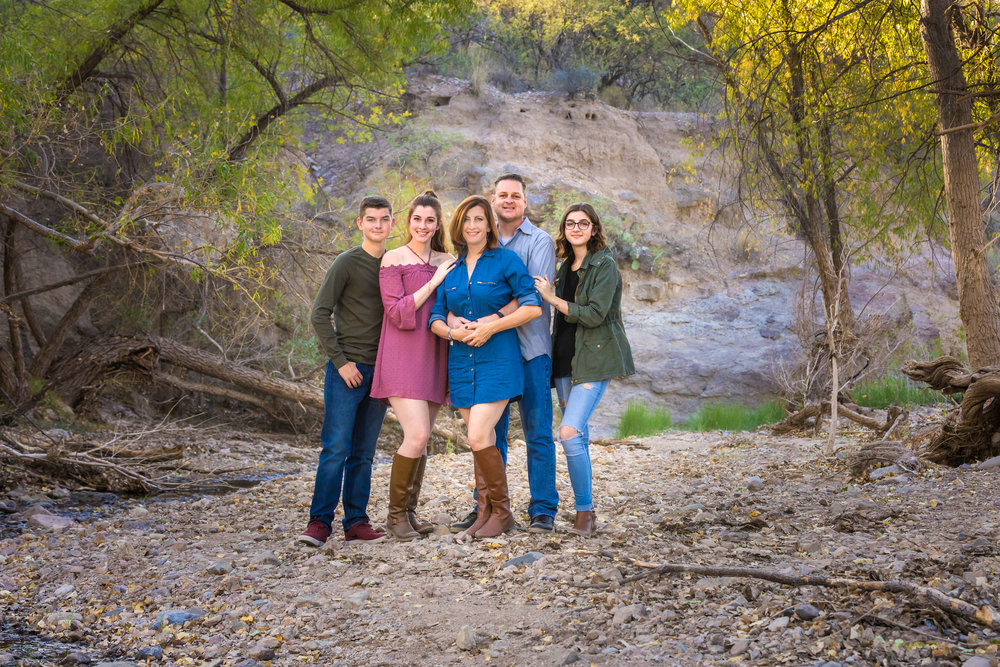 Kristy - Family and Senior Portraits